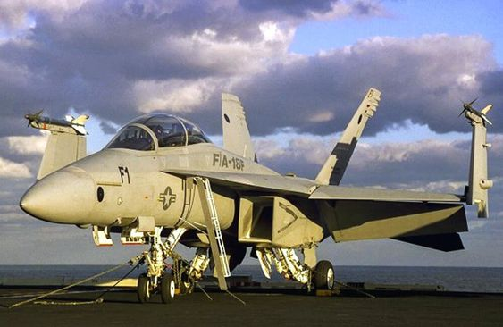 F / A-18 Hornet