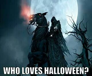 Who loves Halloween??!!