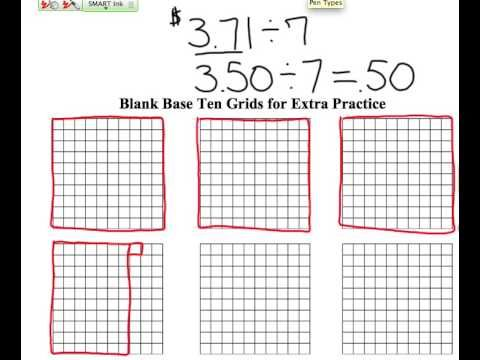 division decimal and modeling on pinterest. Black Bedroom Furniture Sets. Home Design Ideas