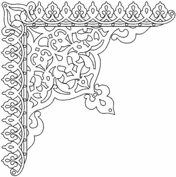 Pergamano šablony - free pattern - Kateřina Horáková - Álbuns da web do Picasa: