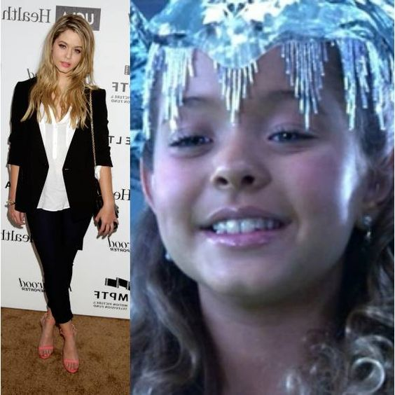 Before They Were Liars: Check Out The Pretty Little Liars ...