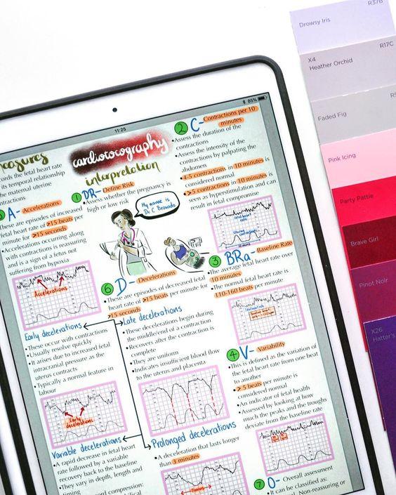 studyblr studygram study bullet journal