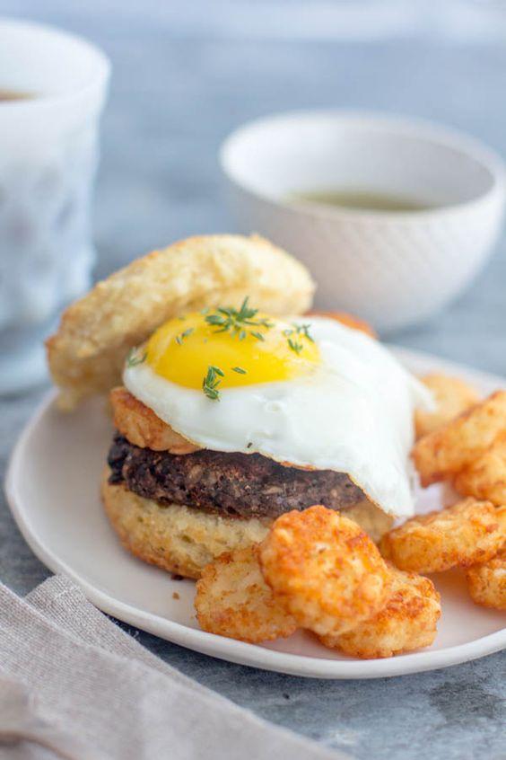 how to cook breakfast sausage patties