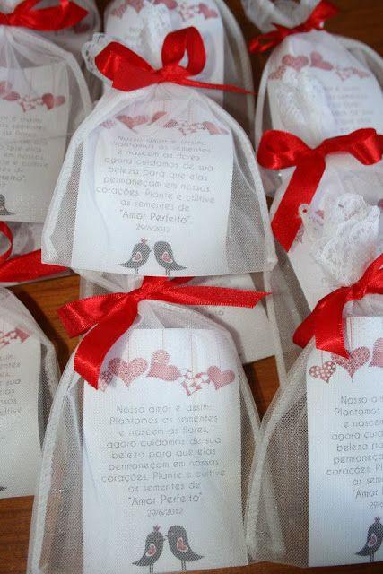 Semente amor perfeito - IDEAL Lembranças personalizadas - http://idealembrancas.blogspot.com