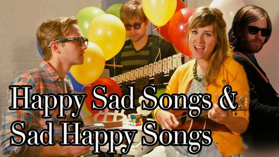 Can you make a happy song sound sad and vice versa? These are so funny! #YouTube
