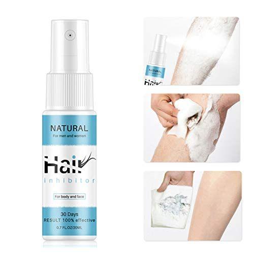 Mamaiuh Hair Remover Spray Hair Growth Inhibitor Permanent Hair