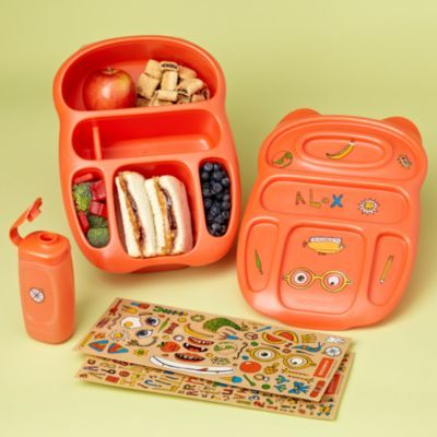 Would be cute for preschool lunches