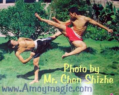 Kung Fu Master Grasshopper - Learn more about New Life Kung Fu at newlifekungfu.com