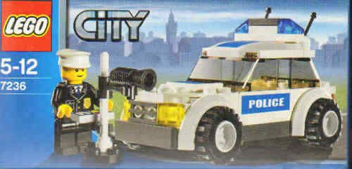 Lego City 7236 Police Car New Factory Sealed Retired Set Nisb Free Shipping Lego Ebay Toys Lego Lego City Police Cars