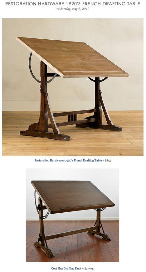 Pinterest the world s catalog of ideas for Table vs desk