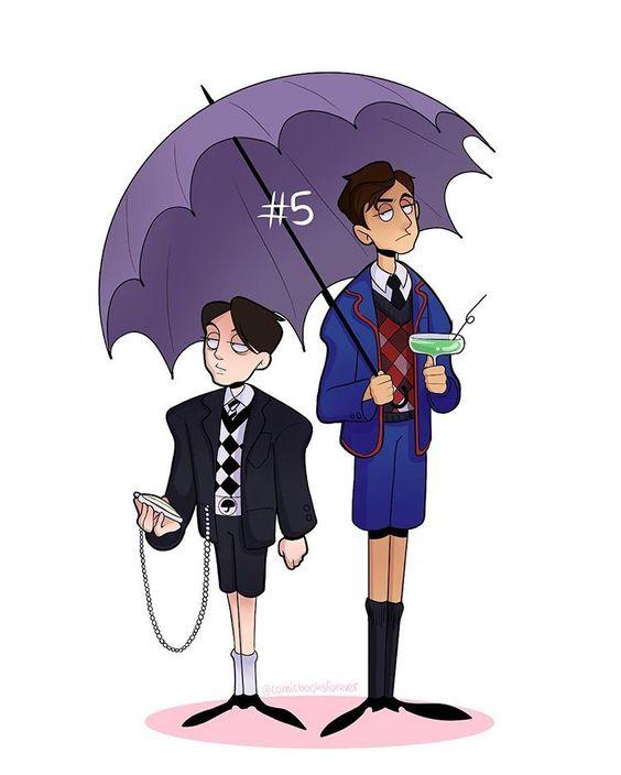 HI . . . #umbrellaacademy #umbrellaacademyart #theumbrellaacademy #art #fanart #umbrellaacademyfanart #klaushargreeves #klaus #numberfour…