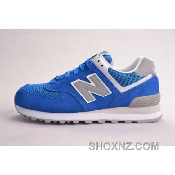 new balance 574 suede mens loafers
