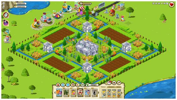 Jardim da Mansão 3