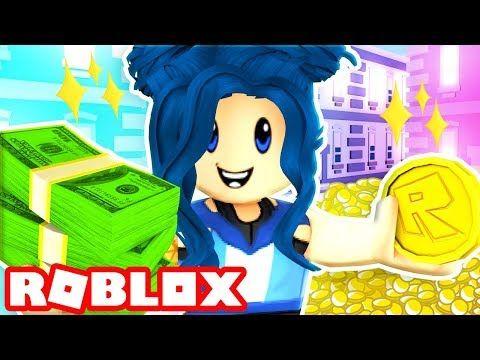 I M Rich Roblox Cash Grab Simulator Youtube Roblox Funny