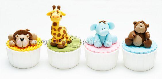 zoo animal figurines