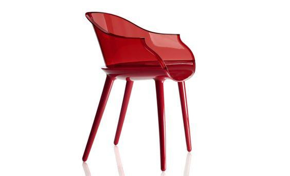 Cyborg Chair by Marcel Wanders for Magis