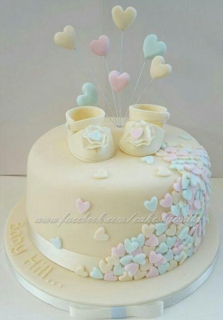 10 AMAZING Baby Shower CAKES! - YouTube