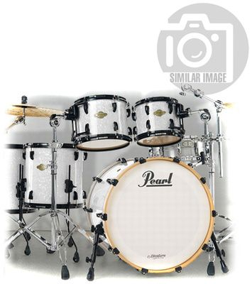 Pearl MMP Studio Set White Marine