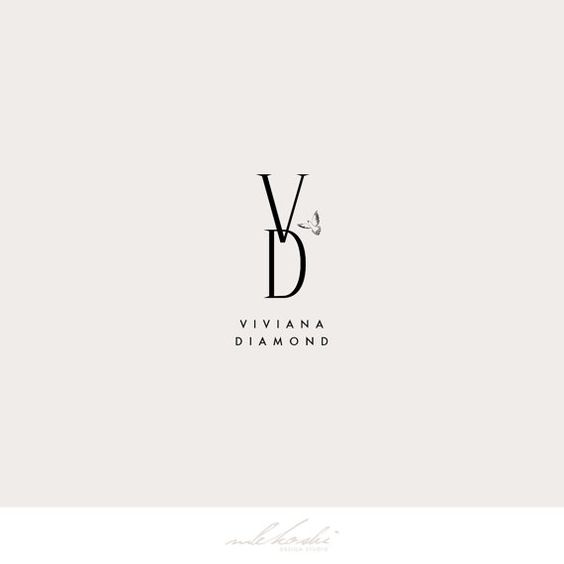 Logo Design - Premade Logo Design for Photographer. Initials Logo ...