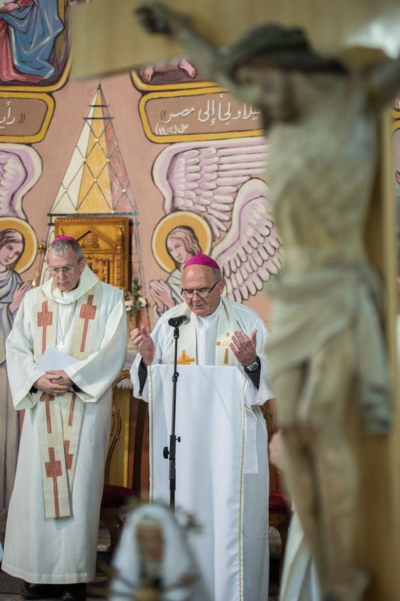 https://flic.kr/p/pPTqeg | Bishops from around the world visited Gaza | Bishops from around the world visited Gaza © Mazur/catholicnews.org.uk