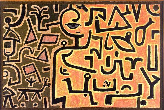 Retrospective Paul Klee au Centre Pompidou, Paris (du 6 avril au 1er août 2016).