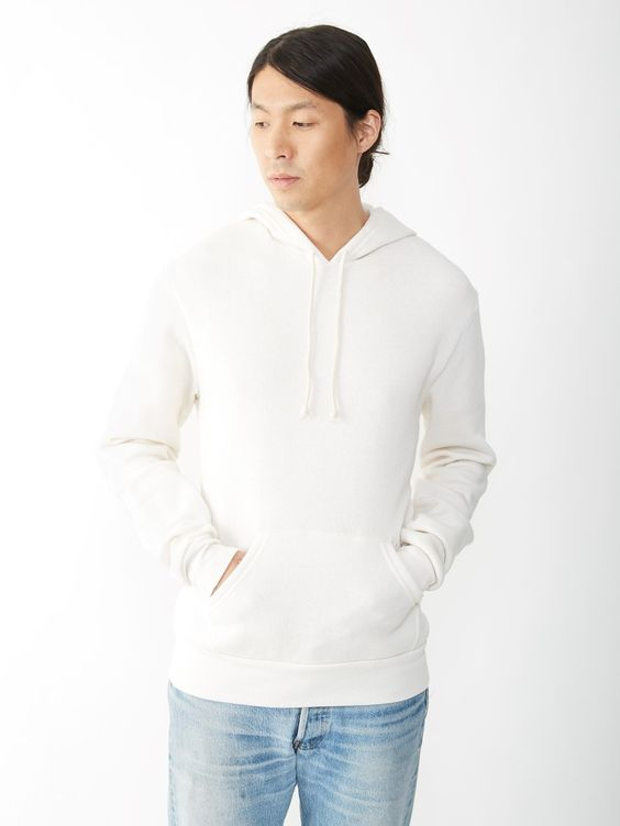 Hoodlum Eco-Fleece Pullover Hoodie | Alternative