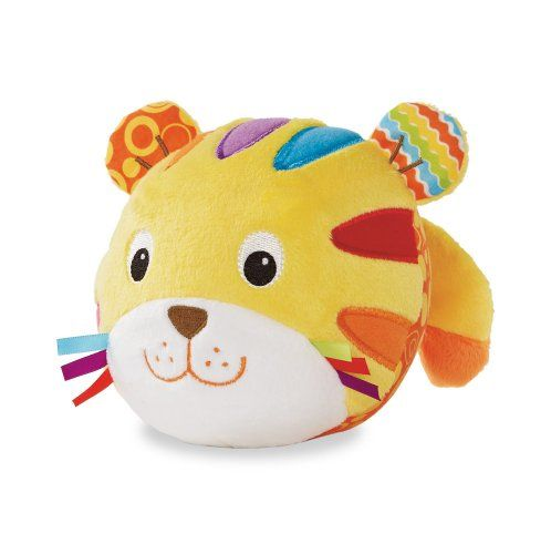 Earlyears Jungle Jingle Ball Tiger (Discontinued by Manuf... http://www.amazon.com/dp/B00AZG4ZW8/ref=cm_sw_r_pi_dp_2Msixb1MZGMSK