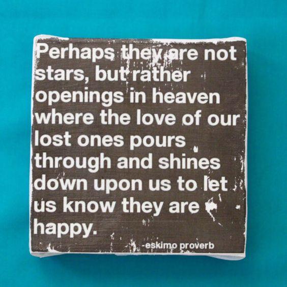 Beautiful thought!