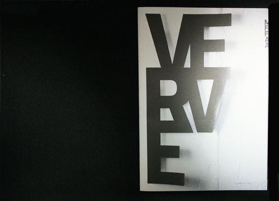 Axel Peemoeller Verve Magazine Typography Tech Company Logos Magazine