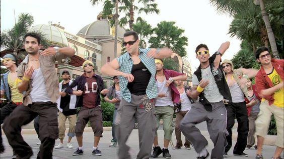 """Dhinka Chika Remix"" (Full Song) Ready Ft. ""Salman Khan"""