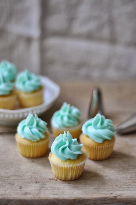 Vanilla Frosting für Cupcakes