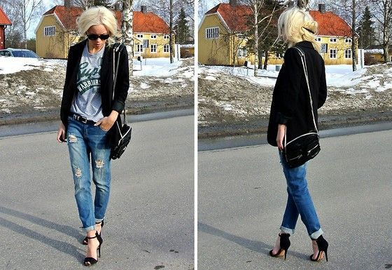 Sporty Chic (by Victoria Törnegren) http://lookbook.nu/look/3298259-Sporty-Chic