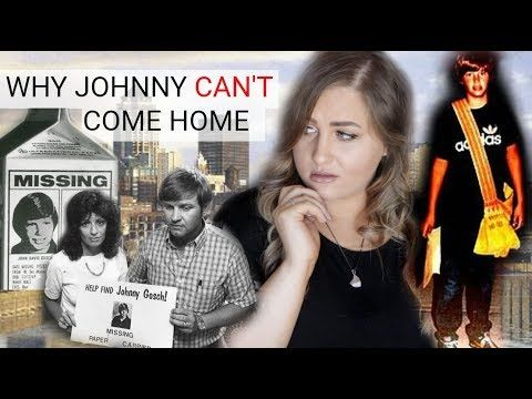 Where Is Johnny Gosch Why Johnny Can T Come Home Youtube Johnny Casey Anthony Michelle Carter