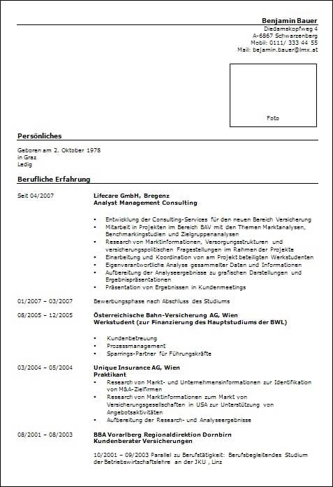 lebenslauf pdf studio voce. kompletter lebenslauf als pdf datei ...