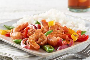 "Shrimp ""Grill-Fry"" recipe"