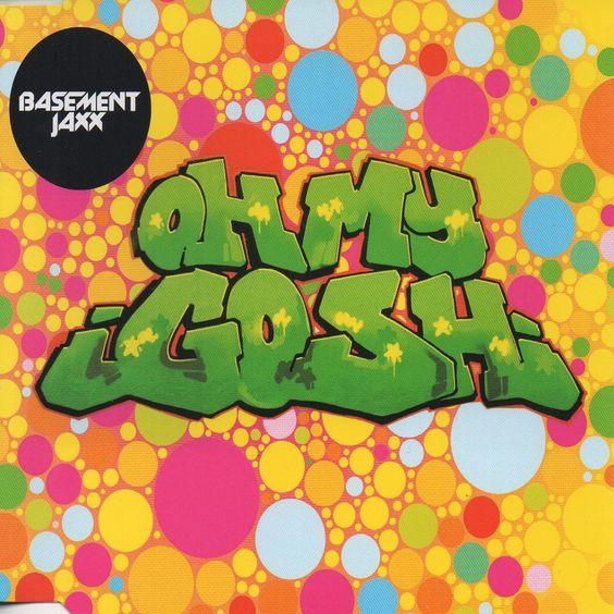 Basement Jaxx, Vula Malinga – Oh My Gosh (single cover art)