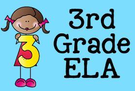 Image result for third grade ela clipart