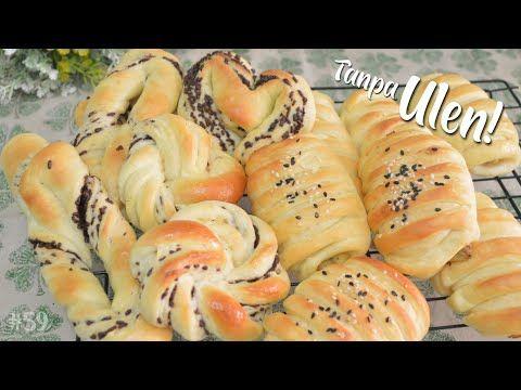 Resep Roti Tanpa Ulen Tanpa Mixer Lembut Empuk Pakai Oven Tangkring Youtube Resep Roti Resep Roti