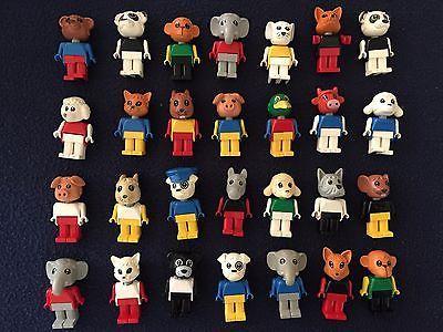 Fabuland LEGO spielzeug toy set 80er retro vintage very rare!!