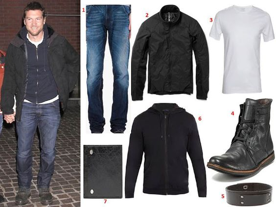 Wear It Like McQueen: Wear It Like: Sam Worthington - Friday 3/30 Editio...
