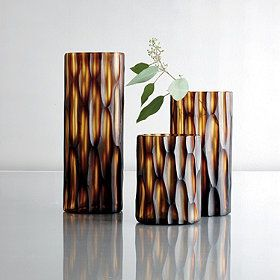 $29-44 Bamboo Glass Vase