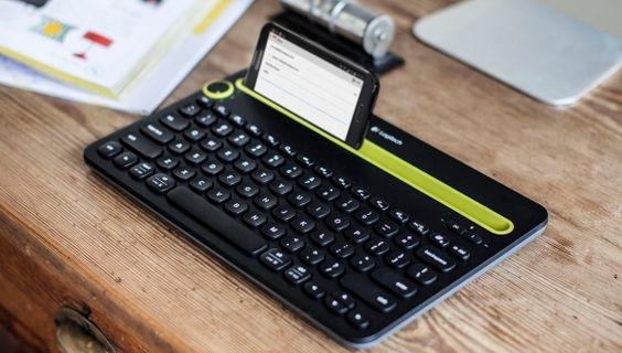 Logitech K480 Bluetooth Klavye