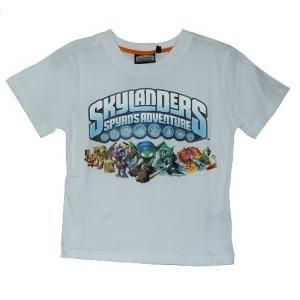 Tee-shirt Skylanders - blanc