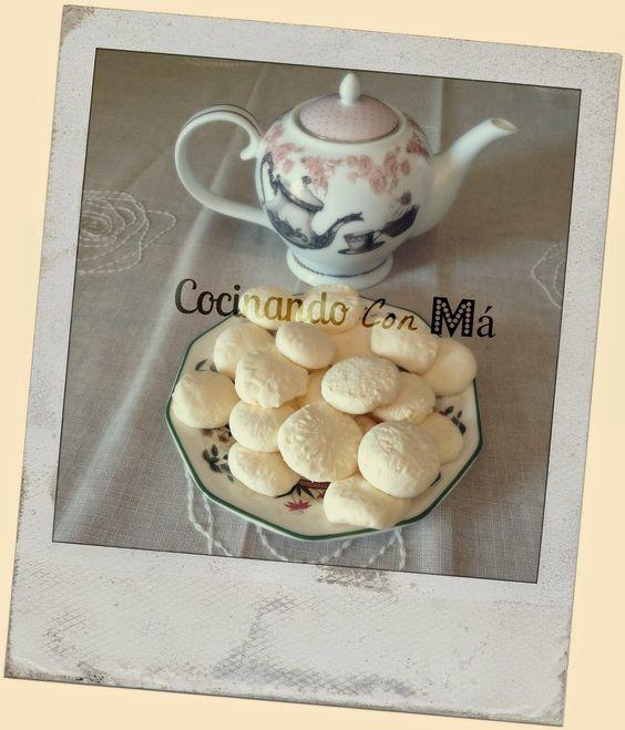 Cocinando Con Má: Galletitas de Leche Condensada