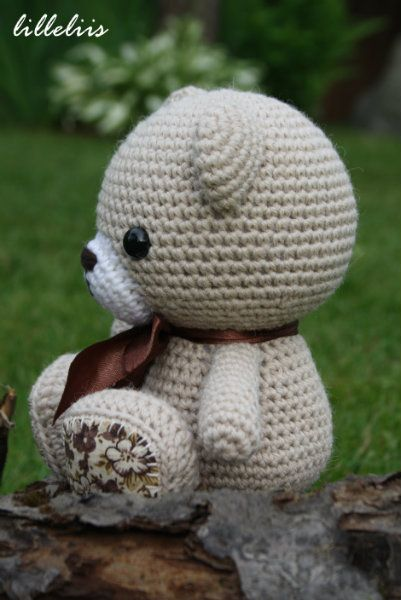Crochet Patterns Animals Free : crochet bear bears patterns animal patterns free pattern free crochet ...