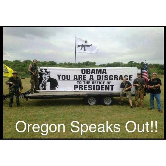 Oregon knows what's up. #obamasagenda by therightagenda