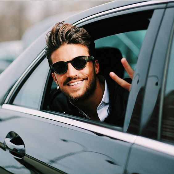 Today at the #Paris #FashionWeek #PFW15 #marianodivaio so great to be there... Photo by @alixdebeer USE THE CODE MDV ON #UBER TO GET A FREE RIDE!