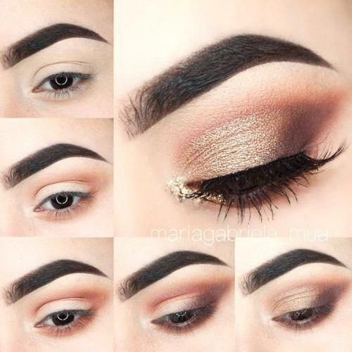 Easy Hooded Eyes Makeup Tutorial Idea Picture 1 Gorgeouseyemakeup