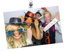 No wedding is complete without a photobooth these days :-)