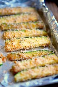Your new favorite way to eat zucchini! These Baked Seasoned Zucchini Fries are loaded with flavor and baked to a golden crisp! Perfection!I've been into gardening for as long as I can remember. Both my...